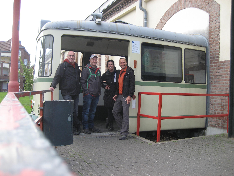 Am Straßenbahnmuseum